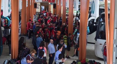 Βόλος: Αυξημένη η κίνηση των επιβατών – Έκτακτα δρομολόγια του Υπεραστικού ΚΤΕΛ