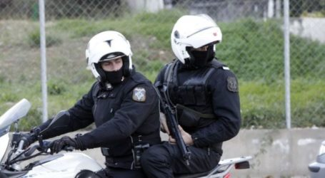 Αγριά Βόλου: Ανετράπη μοτοσυκλέτα της Ομάδας ΔΙ.ΑΣ – Ελαφρά τραυματίστηκε αστυνομικός