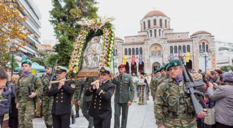 Καρέ – καρέ η γιορτή του Αγίου Νικολάου στον Βόλο – Δείτε 40 εικόνες