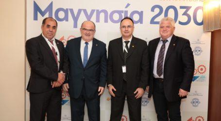 Γραφείο διασύνδεσης με το Υπουργείο και 5 έργα πρότεινε ο Α. Μπασδάνης στο Αναπτυξιακό συνέδριο