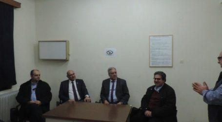 Χαιρετίζει τη δημιουργία ανεξάρτητου τομέα του ΕΚΑΒ στα Φάρσαλα ο Χρήστος Καπετάνος