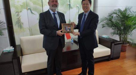 Νέα συμφωνία Πανεπιστημίου Θεσσαλίας και Changshu Institute of Technology Κίνας [εικόνες]