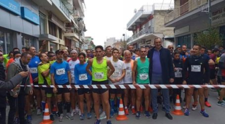Με επιτυχία διεξήχθη ο ημιμαραθώνιος Τύρναβος – Λάρισα
