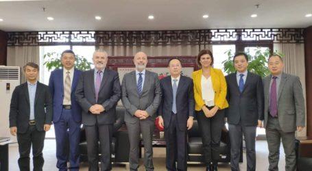 Σημαντική συνεργασία με την Κίνα από το Πανεπιστήμιο Θεσσαλίας