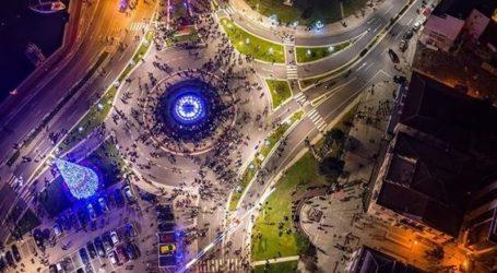 Ο Βόλος μας μάγεψε – Δείτε ένα συγκλονιστικό βίντεο με την φωταγώγηση της πόλης