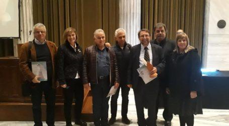 Περιβαλλοντικό βραβείο στο δήμο Λαρισαίων για την ανάπλαση των δρόμων στο κέντρο της πόλης