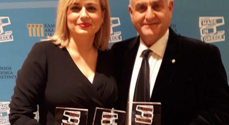 Βραβεύτηκε η ΕΨΑ και Βολιώτικο λάδι σε πανελλήνιο διαγωνισμό – Συγχαρητήρια Μπουκώρου