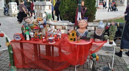 Bazaar στον Αγ. Νικόλαο από την Επιτροπή Αγώνα Πολιτών Βόλου