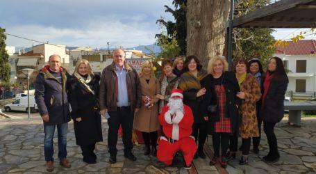 Με μηνύματα ανθρωπιάς η γιορτή αγάπης στον Δήμο Ρήγα Φεραίου