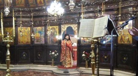 Γιόρτασε ο Ι.Ν. Τιμίου Προδρόμου Ανακασιάς τον Άγιο Στέφανο [εικόνα]