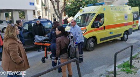 Στο Νοσοκομείο 62χρονος Βολιώτης – Έπεσε με το μηχανάκι μέσα σε λακκούβα [εικόνες]