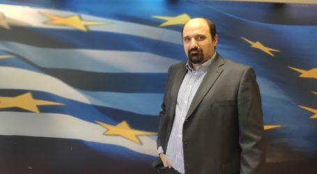 Ο Βολιώτης Χρ. Τριαντόπουλος τα βάζει με το ξέπλυμα μαύρου χρήματος – Ανέλαβε πρόεδρος σε Επιτροπή