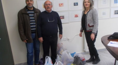 Προσφορά αλληλεγγύης και ανθρωπιάς από τον Εξωραϊστικό Σύλλογο Τσαριτσάνης