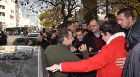 Η σημειολογία της πρωθυπουργικής επίσκεψης στη Λάρισα