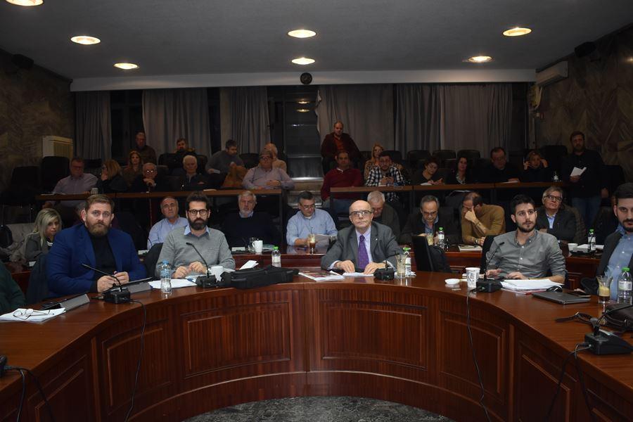 Ψηφίστηκε ο προϋπολογισμός του δήμου Λαρισαίων για το 2020