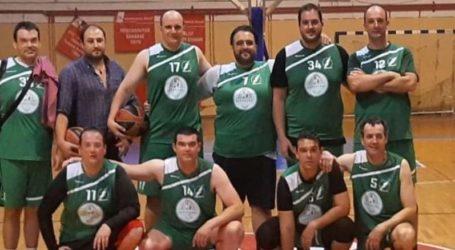 Βόλος: Τουρνουά μπάσκετ παλαίμαχων και ερασιτεχνών