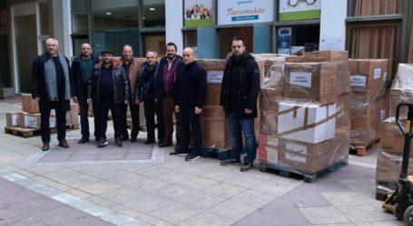 Αναχωρεί το Σάββατο το πρωί η αποστολή ειδών πρώτης ανάγκης για τους πληγέντες από το σεισμό στην Αλβανία