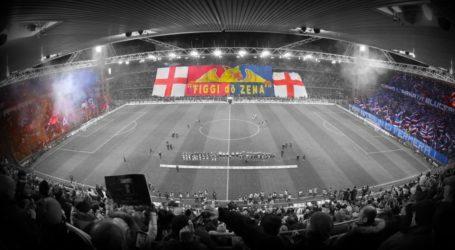 Genoa v Sampdoria panoramaWALL forza271 1000x600