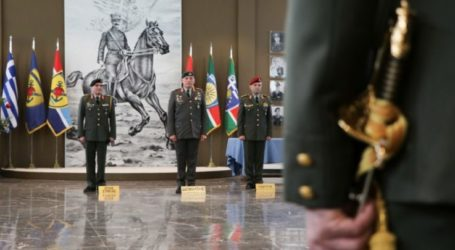 Τελετή επίδοσης ξίφους πραγματοποιήθηκε στην 1η Στρατιά (φωτο)