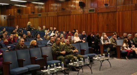 Τρίχρονα σε δράση – Πλήθος εορταστικών εκδηλώσεων από τα νήπια του βρεφονηπιακού σταθμού της 1ης Στρατιάς