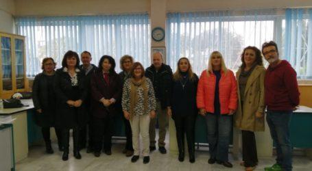 Σεμινάρια για τη διαχείριση του άγχους πραγματοποιήθηκαν στο 12ο Λύκειο Λάρισας