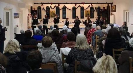 Χριστουγεννιάτικη Γιορτή στο «Σουρλίγκειο» Γηροκομείο Καναλίων [εικόνες]