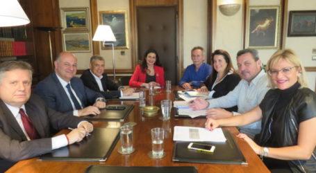 Ξεκινά η ενεργειακή αναβάθμιση του Δικαστικού Μεγάρου Λάρισας – Τι αποφασίστηκε σε συνάντηση Τσιάρα με Αγοραστό