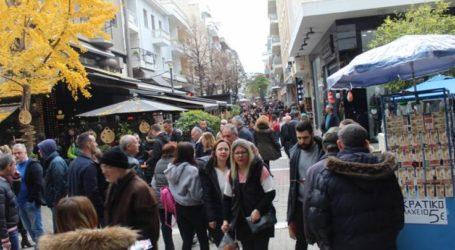 Πως θα λειτουργήσει σήμερα παραμονή Χριστουγέννων η αγορά της Λάρισας – Όλο το πρόγραμμα