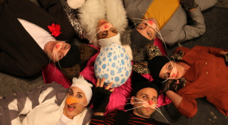 Βόλος: Ολοκληρώνονται οι παραστάσεις «Η ιστορία του γάτου που έμαθε σ' ένα γλάρο να πετάει»