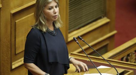 Έντονο και διακομματικό το ενδιαφέρον για τη νέα πρωτοβουλία της Ζ. Μακρή για τηναγροτική πολιτική στις νησιωτικές και ορεινές περιοχές