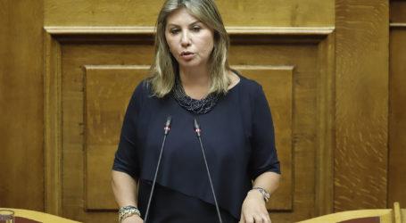 Ζέττα Μακρή: Μοναδική δημοκρατική ευκαιρία η ενεργοποίηση του αυτονόητου εκλογικού δικαιώματος των Ελλήνων του εξωτερικού