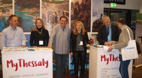Σε έκθεση Τουρισμού στη Βαρσοβία συμμετείχε η Θεσσαλία