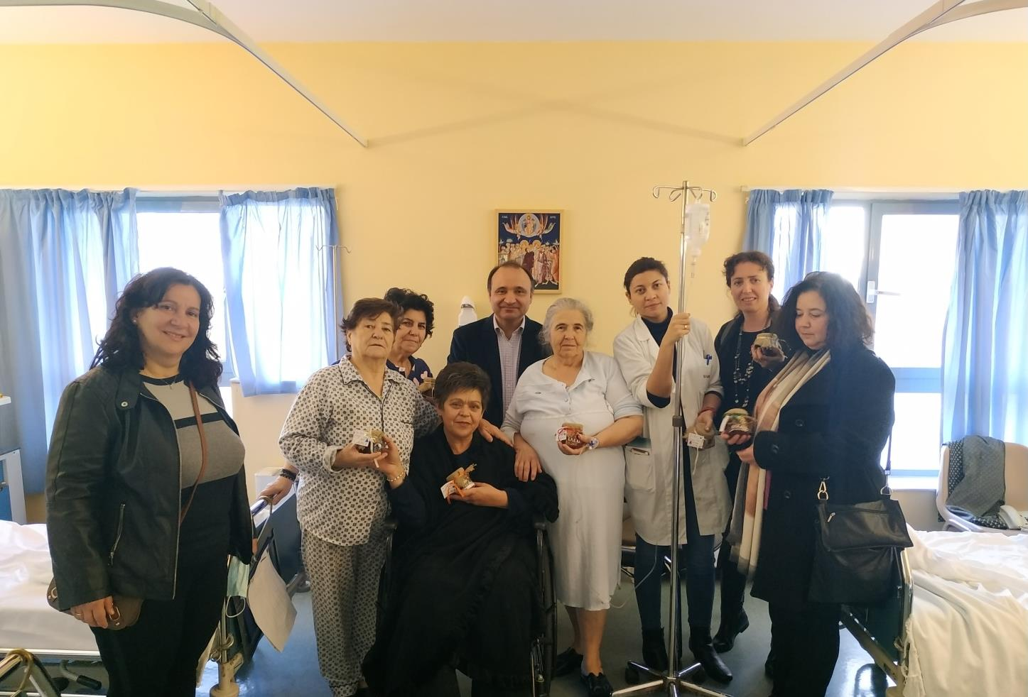Αναμνηστικά δώρα μοίρασαν τοπικοί σύλλογοι Θεσσαλίας του ΕΛΕΑΝΑ