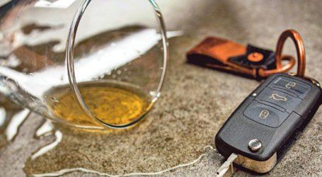 Σύλληψη μεθυσμένου 36χρονου οδηγού στον Βόλο