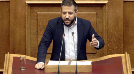 Παρέμβαση Μεϊκόπουλου για την άμεση έκδοση της άδειας κυκλοφορίας του ειδικού οχήματος μεταφοράς των μαθητών του ΕΕΕΕΚ Βόλου