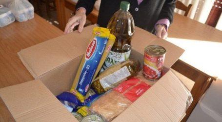 Διανομή προϊόντων ΤΕΒΑ στον Βόλο