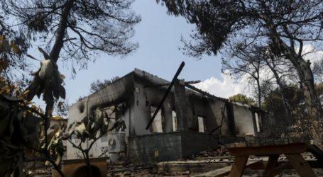 Βόλος: Καταστράφηκε ολοσχερώς σπίτι από πυρκαγιά
