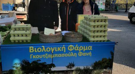 Σημαντική προσφορά από αβγά στο Κοινωνικό Παντοπωλείο δήμου Λαρισαίων