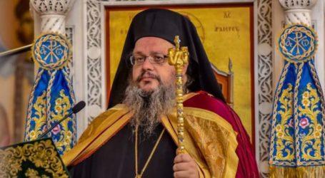 Επισκέψεις Ιερώνυμου στους Ιερούς Ναούς της Λάρισας για επίβλεψη εφαρμογής μέτρων