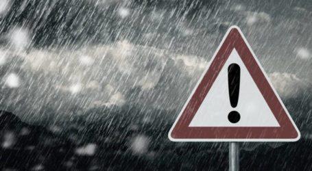 Βόλος: Ραγδαία επιδείνωση του καιρού – Προειδοποίηση του Λιμεναρχείου
