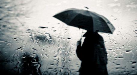 Καιρός: Μικρή πτώση της θερμοκρασίας σήμερα – Πού θα σημειωθούν βροχές