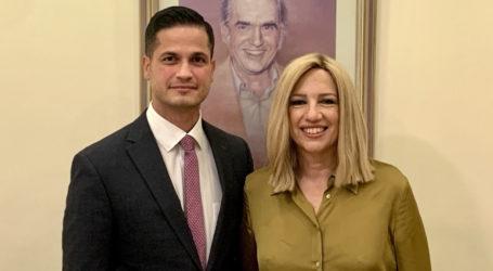 Ο Βολιώτης Σπύρος Καρανικόλας εκπρόσωπος Κοινοβουλευτικού Έργου του ΚΙΝΑΛ