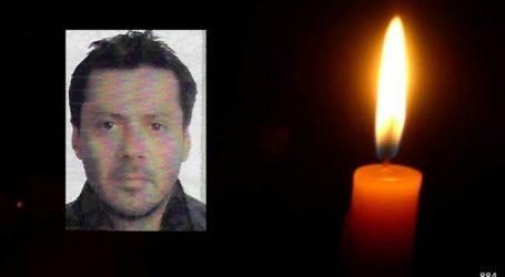Mε καταγωγή από το Δομένικο o 42χρονος που βρέθηκε νεκρός σήμερα στο Βόλο