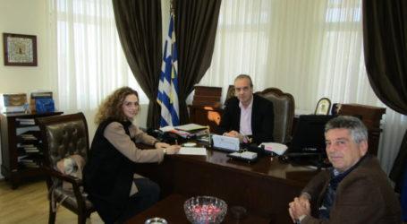 Υπεγράφη η σύμβαση για το Πνευματικό Κέντρο Τσαριτσάνης