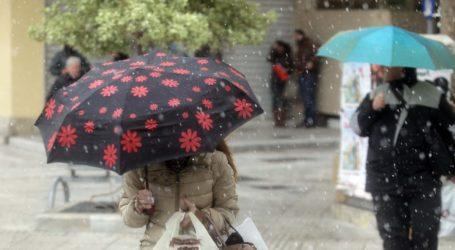 Έκτακτο δελτίο επιδείνωσης καιρού από την Περιφέρεια Θεσσαλίας