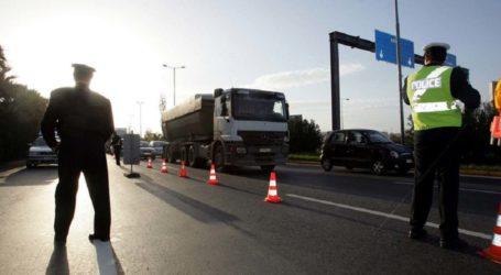 Κυκλοφοριακές ρυθμίσεις σε τμήμα Αυτοκινητόδρομου Α.Θ.Ε.