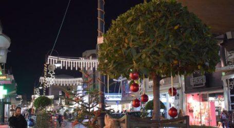 Αυτό είναι το ωράριο των καταστημάτων στη Λάρισα για τις γιορτές των Χριστουγέννων και της Πρωτοχρονιάς