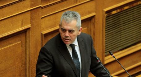 """Χαρακόπουλος για Τιταρήσιο: Και με """"βούλα"""" τραγικά ανεπαρκέςτο πλαίσιο ελέγχου της μόλυνσης των υδάτων"""
