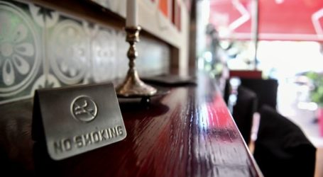 Ο Βόλος έσβησε το τσιγάρο στους δημόσιους χώρους – Γεμάτες από κόσμο οι καφετέριες