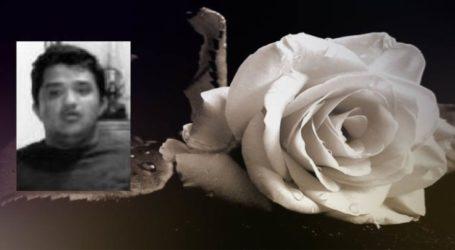 Θρήνος στη Λάρισα: Πέθανε 18χρονος